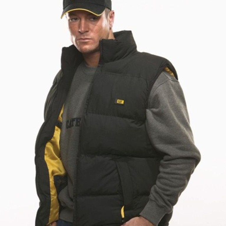 Mens Vests & Body Warmers