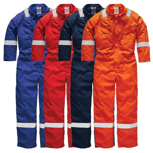 Dickies FR5401 Lightweight Pyrovatex Coverall