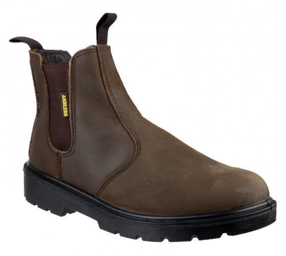 Amblers Safety FS128 Safety Dealer Boot
