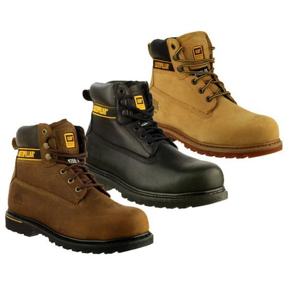 Caterpillar Holton Safety Boots S3