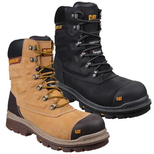 "Caterpillar Premier 8"" Composite Safety Boots S3"