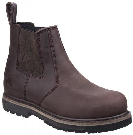 Amblers Safety AS231 Skipton Safety Chelsea Boots