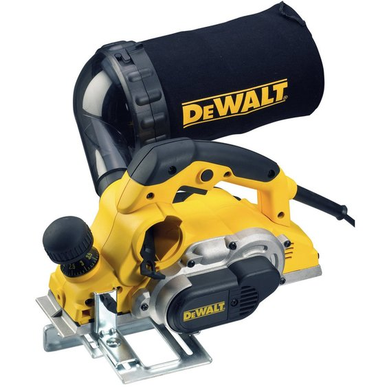 DeWalt D26500K 4.0mm Planer in Kit Box