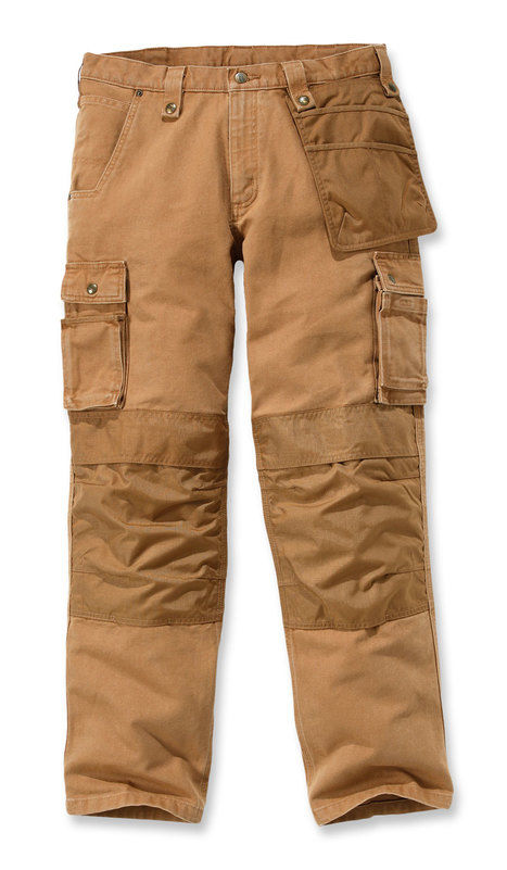 Carhartt 101837 Multi Pocket Washed Duck Pant