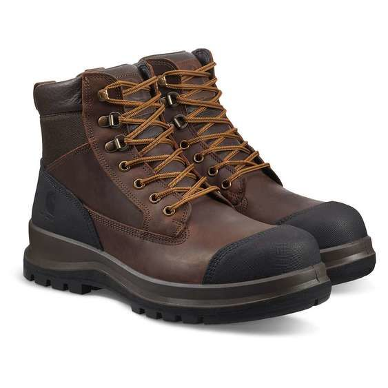Carhartt F702903 Detroit Rugged Flex S3 Mid Work Boots