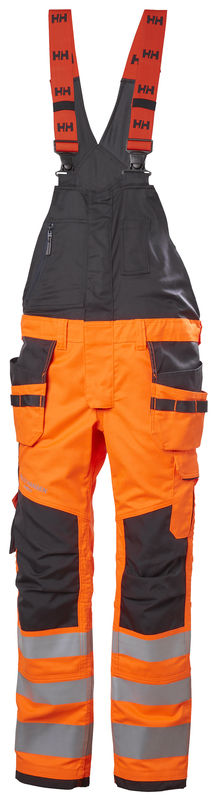 Helly Hansen 77520 Hi Vis Alna 2.0 Construction Bib