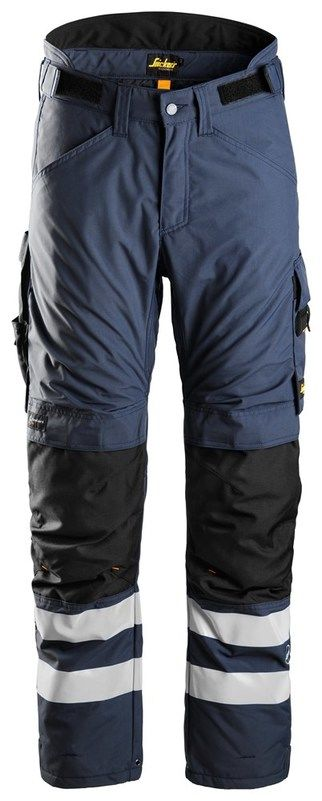 Snickers 6619 AllroundWork Insulated Trousers