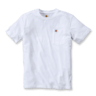 Carhartt 101125 Maddock Pocket T-Shirt - White - size XL Thumbnail